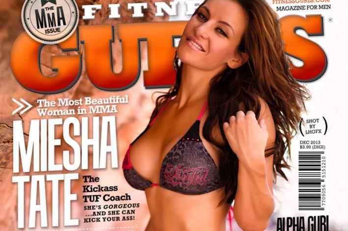 Fitness Gurls Magazine Miesha Tate
