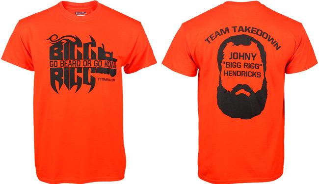 Johny Hendricks Reebok UFC 167