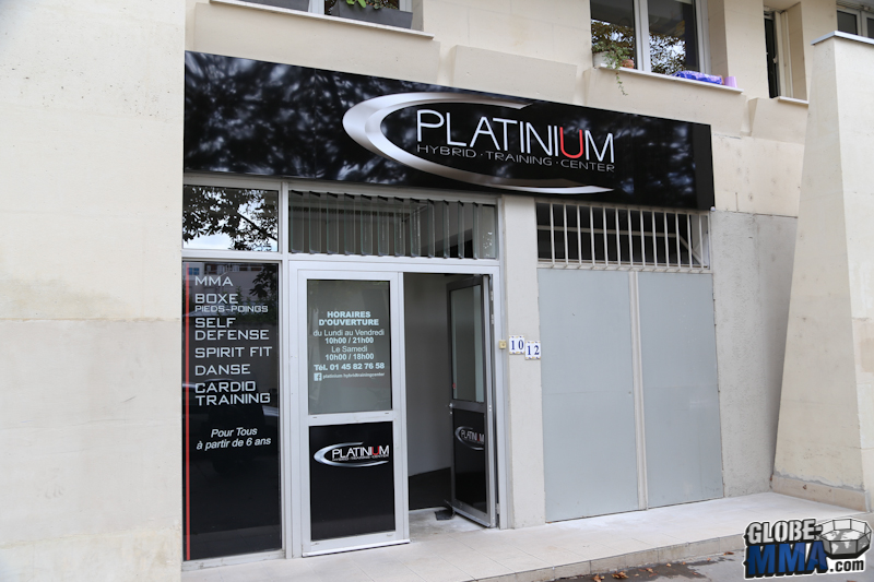 Platinium Hybrid Training Center (1)