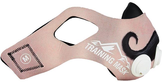 Training Mask Mustache Sleeve