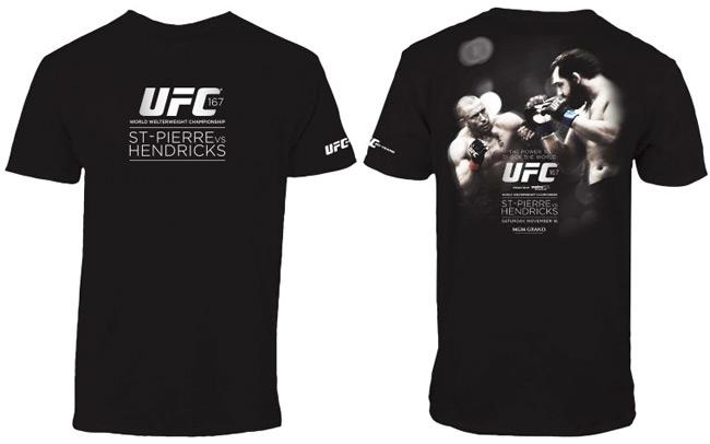 UFC 167 GSP vs Hendricks