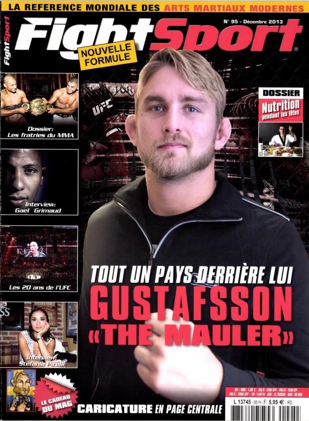 FightSport N°95 decembre 2013