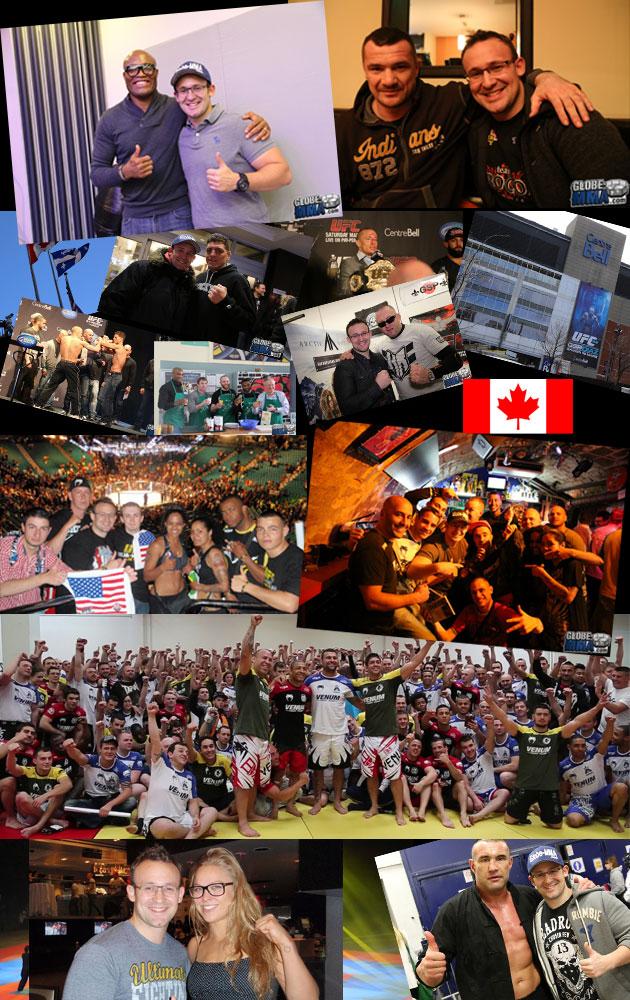Globe MMA 2013