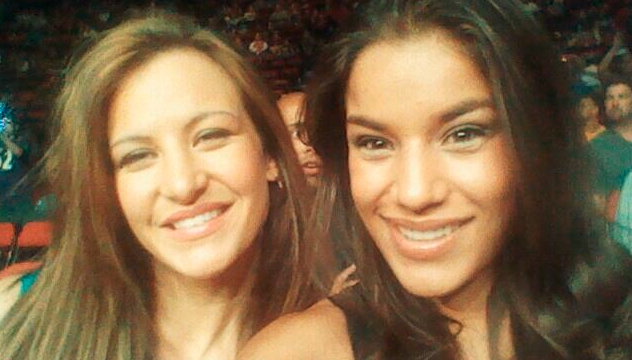Julianna Pena and Miesha Tate