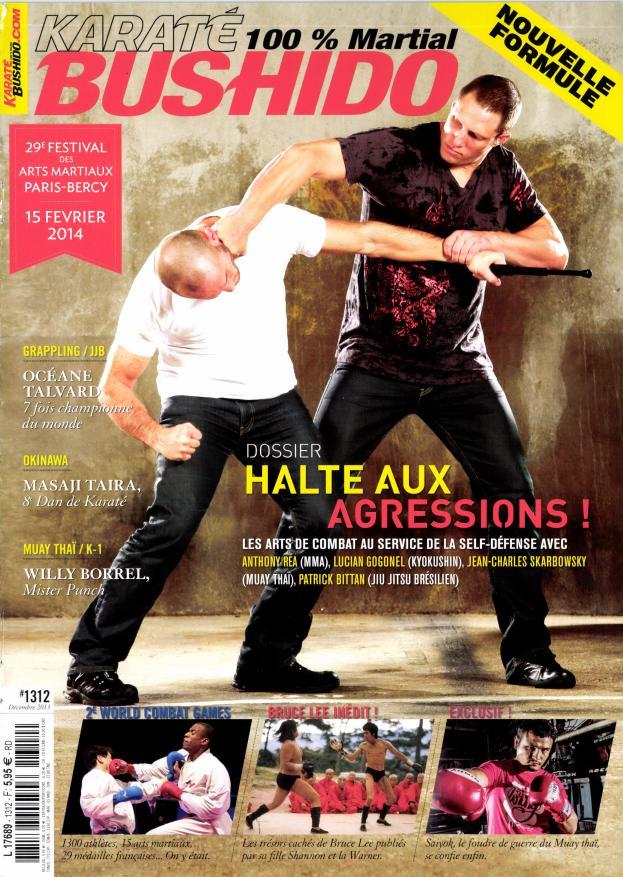 Karate Bushido 1312 décembre 2013