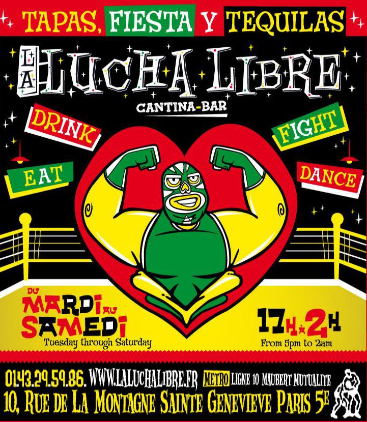 La-Lucha-Libre