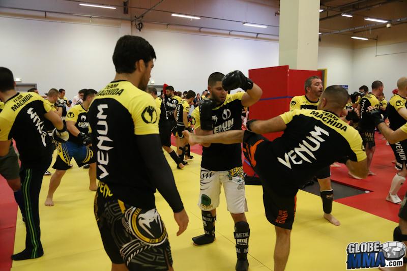 Stage Venum Lyoto Machida et Mauricio Shogun Rua Paris Rungis 2013 (30)