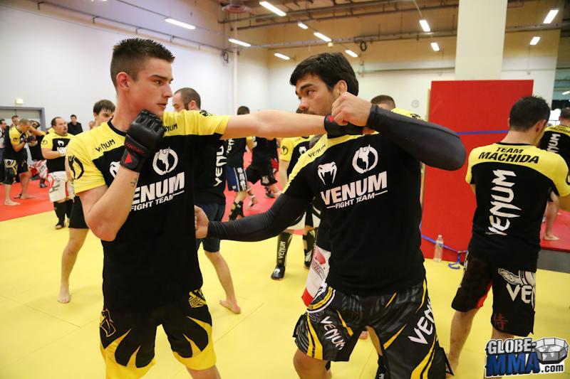 Stage Venum Lyoto Machida et Mauricio Shogun Rua Paris Rungis 2013 (36)