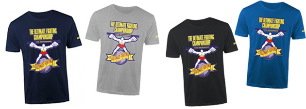 T-Shirt-UFC-20th-anniversary
