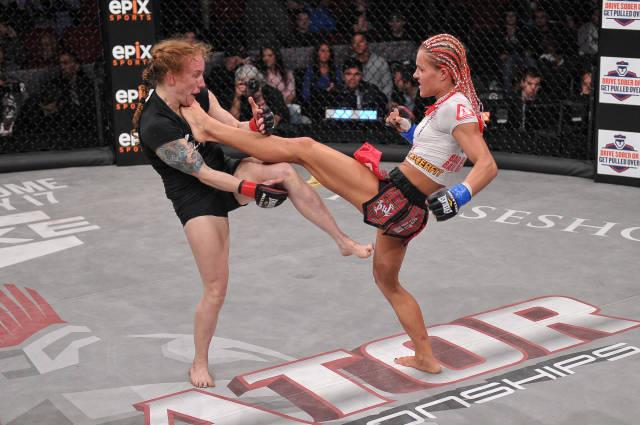 Felice Herrig Fight