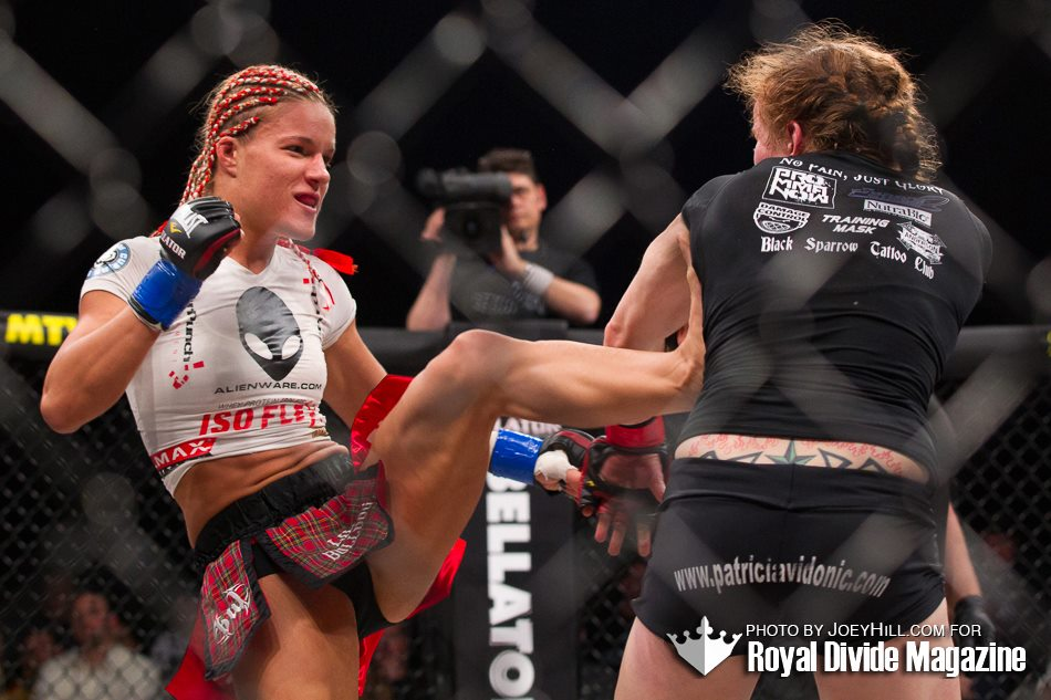 Felice Herrig Fights