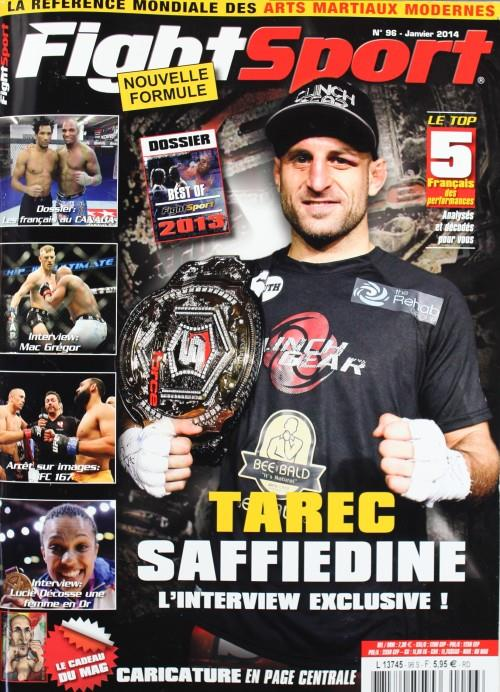 FightSport janvier 2014