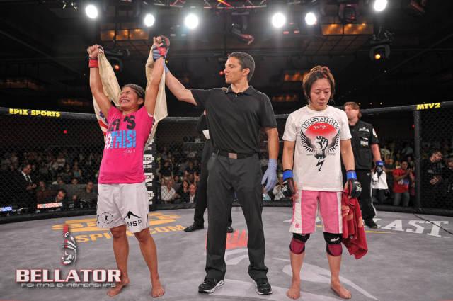 Jessica Aguilar Winner
