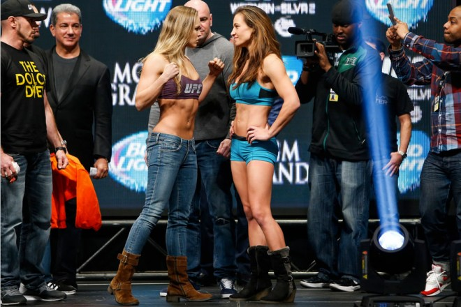 Ronda Rousey Mike Dolce Diet
