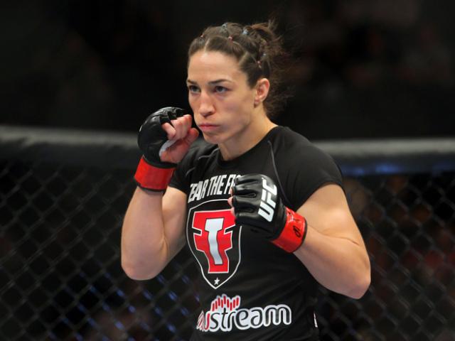 Sara McMann UFC 159