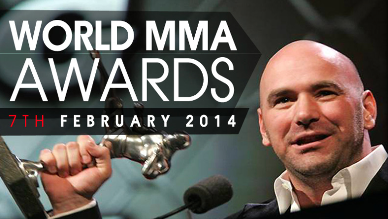World MMA Awards Dana White