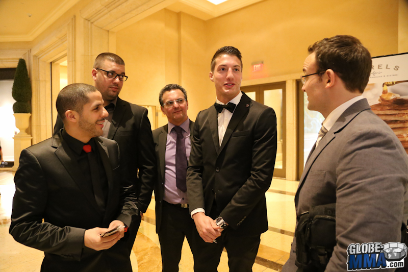 World MMA Awards 2014 Fighters Only (2)