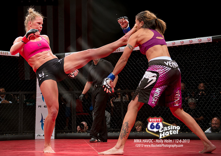 Holly Holm fight