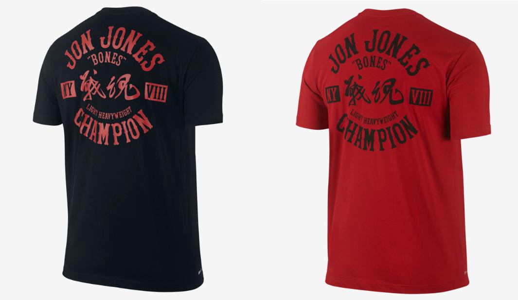 Jon-Jones-UFC-172-t-shirt-Nike-dos