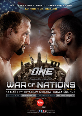 ONE FC 14