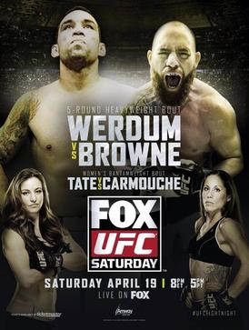 UFC_on_FOX_11_event_poster