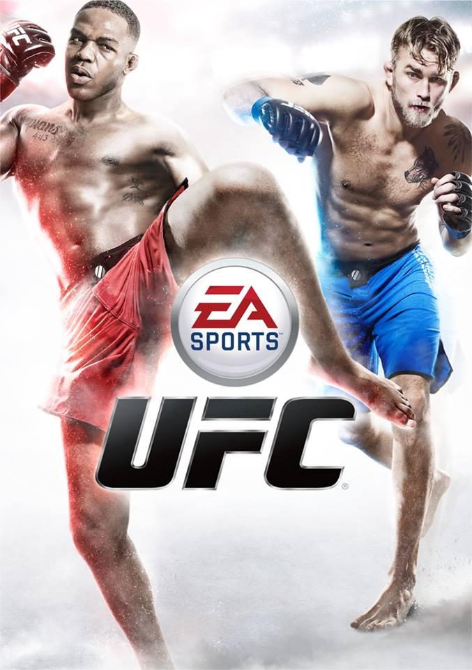 Cover EA Sport UFC