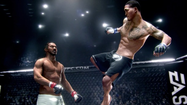 EA Sports UFC Gameplay