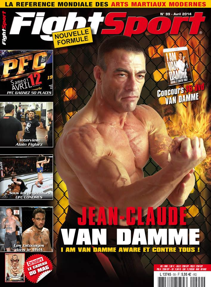 FightSport Avril 2014