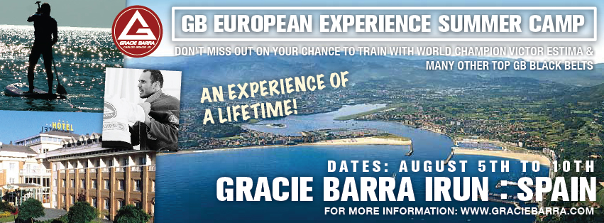 Gracie Barra BJJ Summer Camp