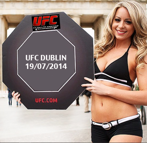 Carly-Baker-pour-UFC-Fight-Night-Dublin