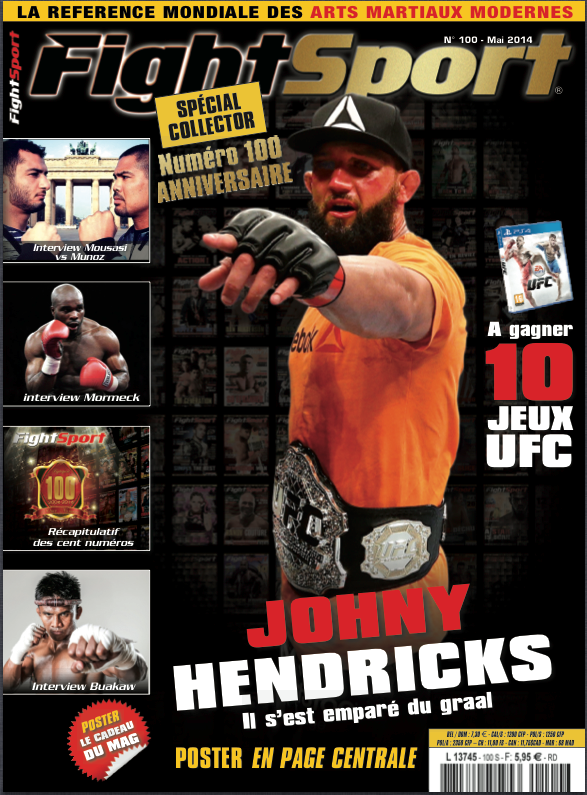 Fightsport 100 mai 2014