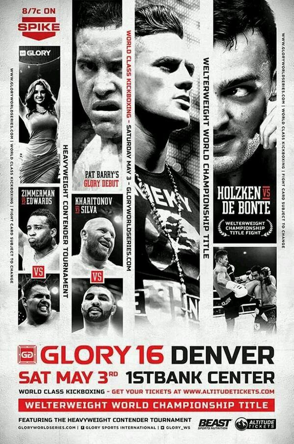 Glory 16
