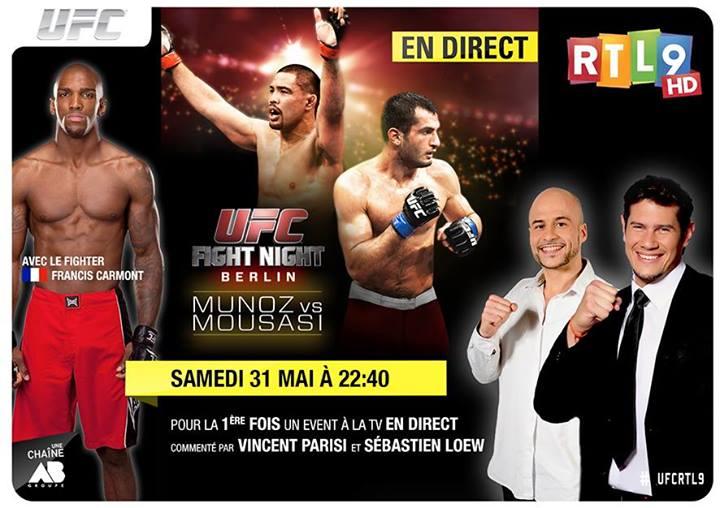 UFC RTL 9