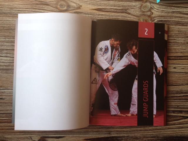 Le Grand Livre des techniques de Jiu-Jitsu Amphora2