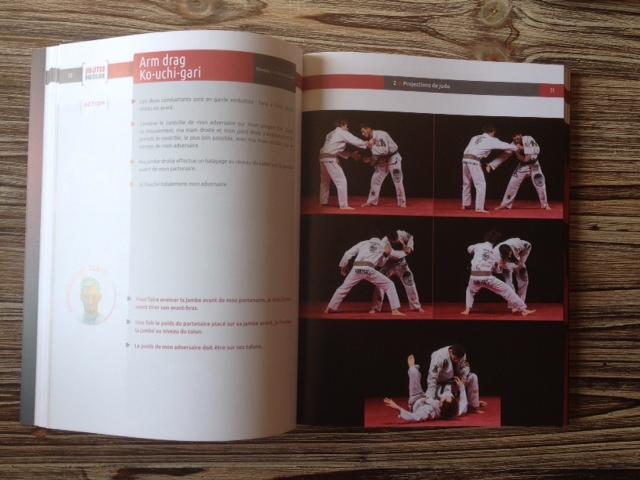 Le Grand Livre des techniques de Jiu-Jitsu Amphora3