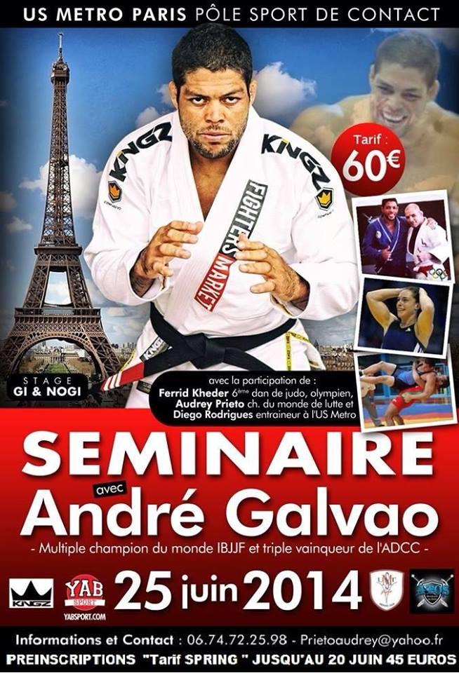 Seminaire Andre Galvao
