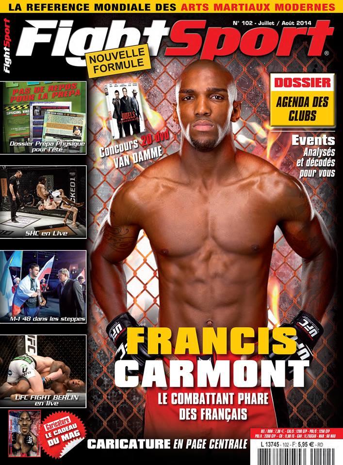 Fightsport juillet 2014