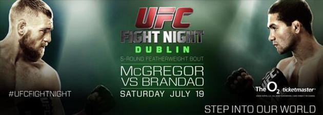 UFC-Dublin