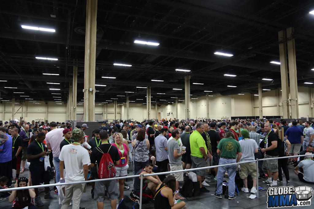 UFC Fan Expo 2014 (2)