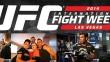 UFC Fight Week 2014 à Las Vegas : le résumé [Part 1]