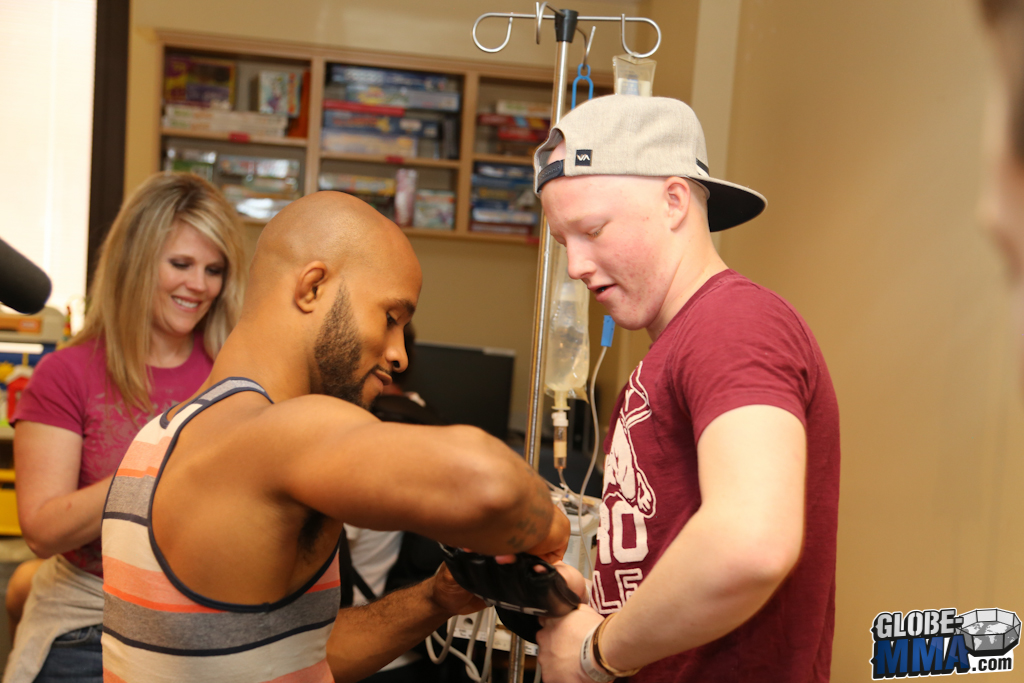 UFC Sunrise Children's Hospital (12)