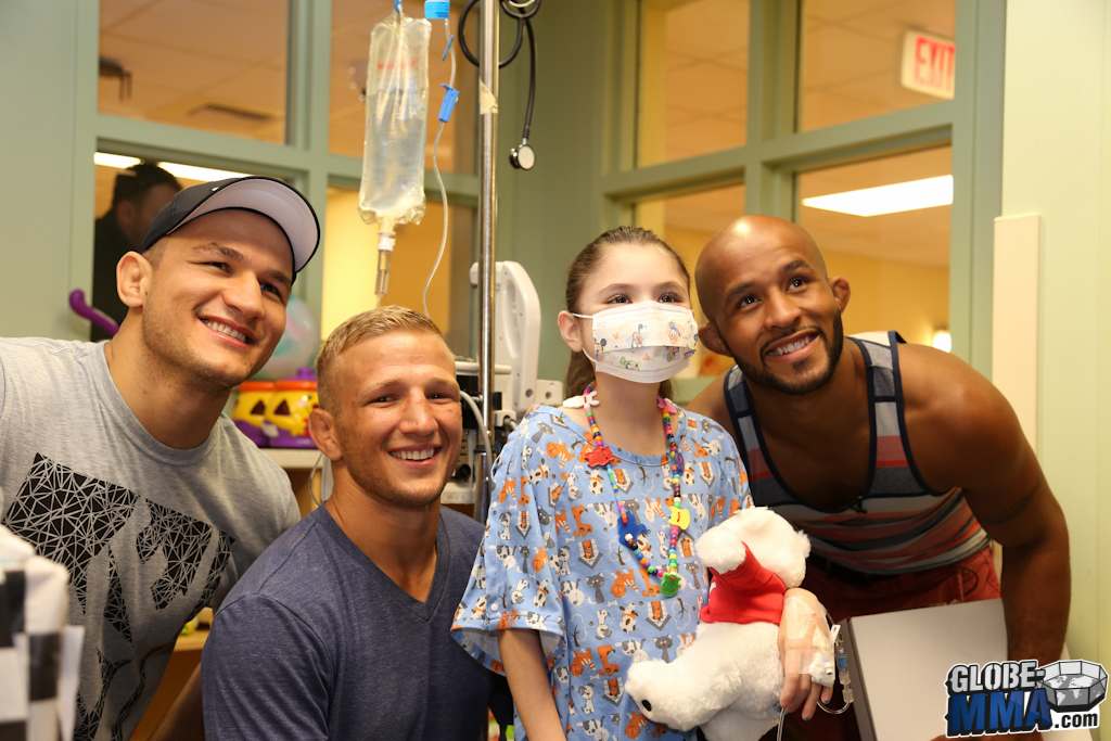 UFC Sunrise Children's Hospital (29)