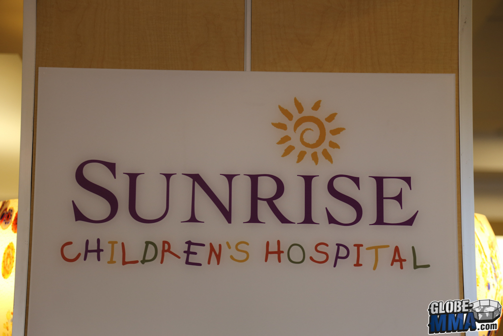 UFC Sunrise Children's Hospital (3)