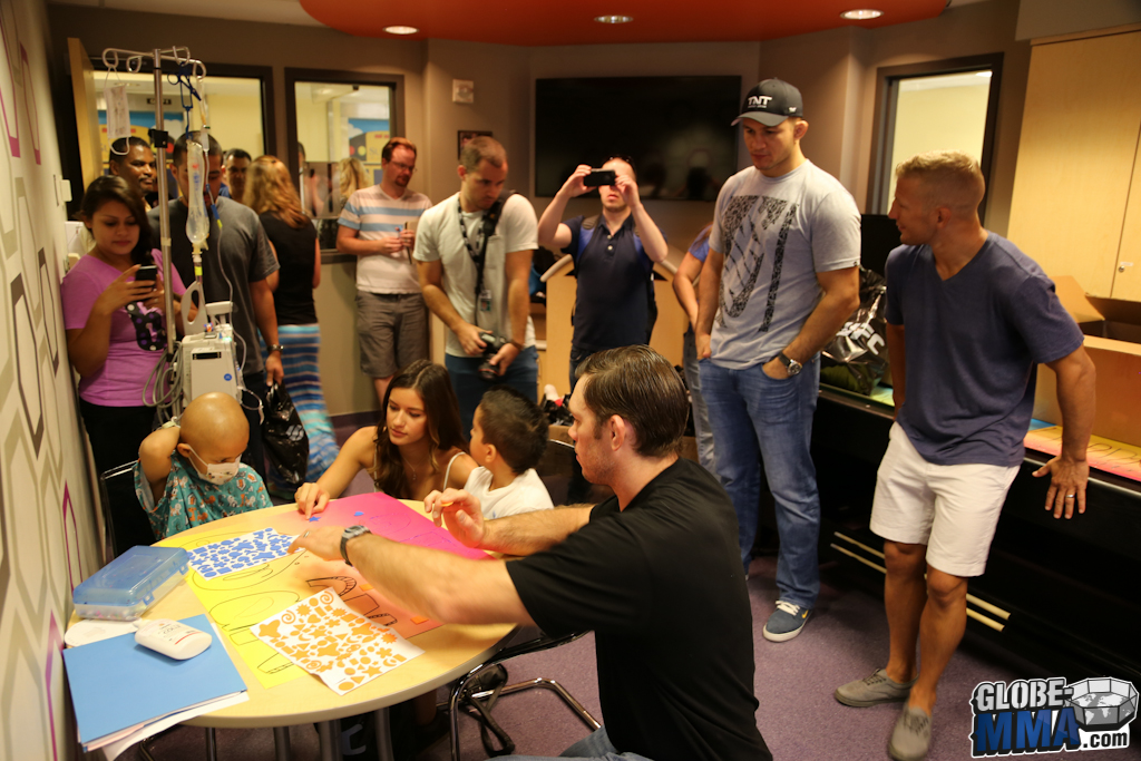 UFC Sunrise Children's Hospital (9)