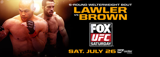 UFC-lawler-brown