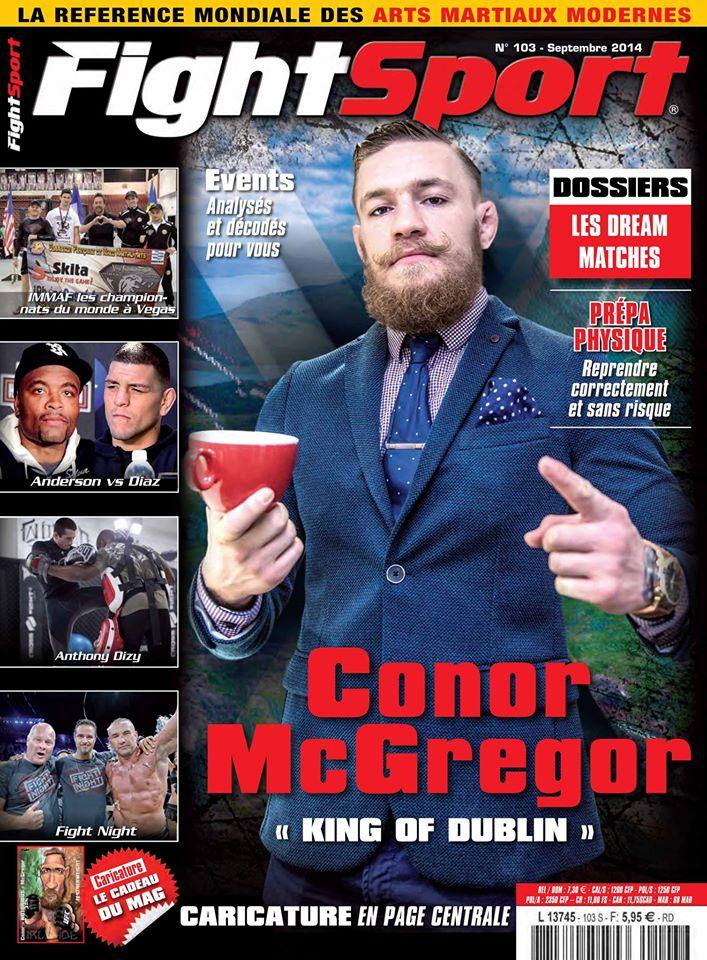 Fightsport Septembre 2014