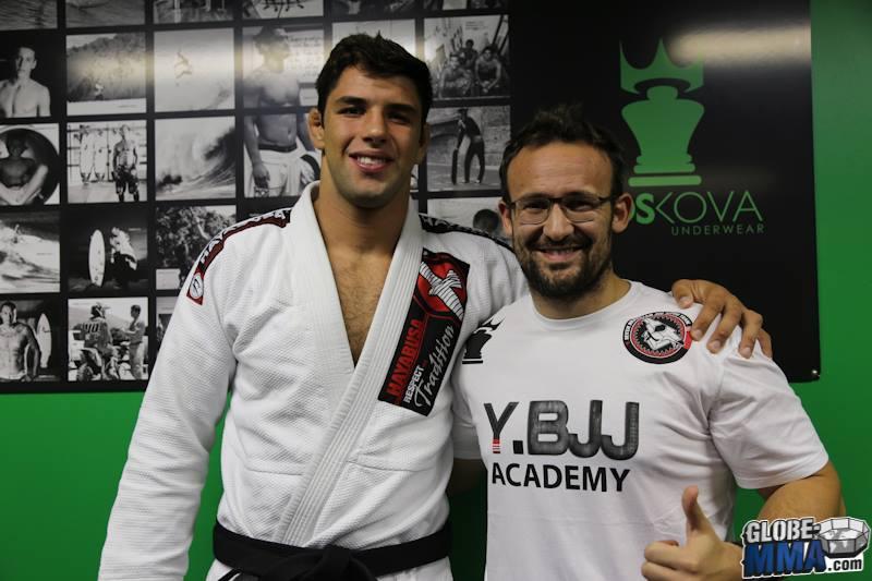 JB et Marcus Buchecha Almeida