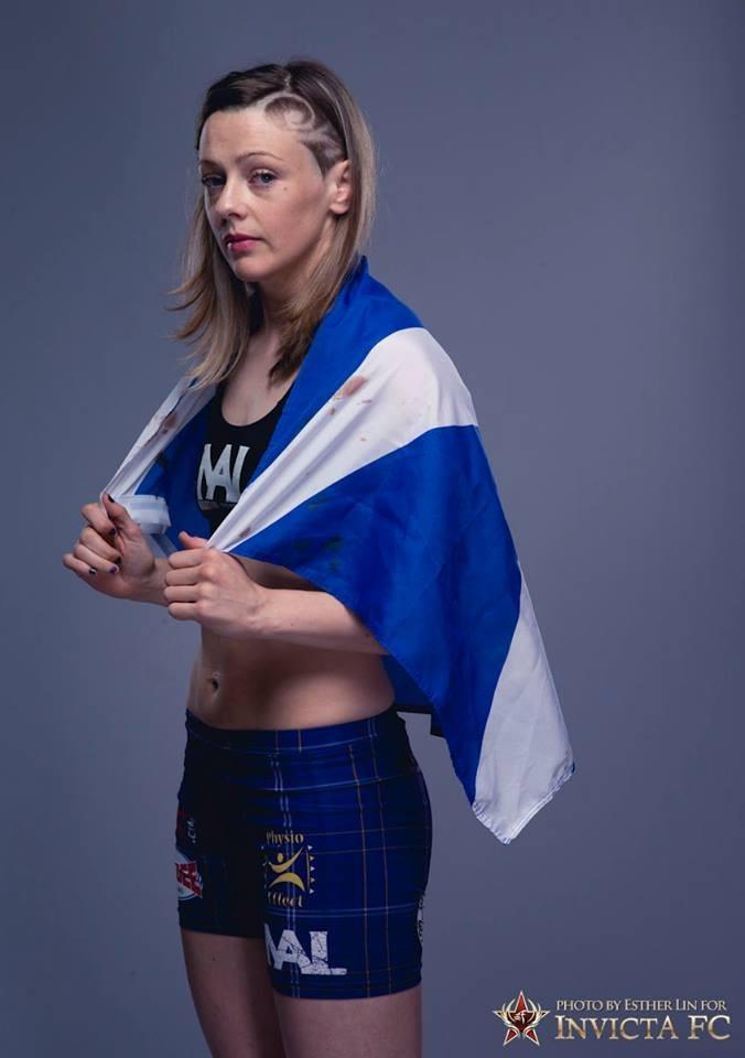 Joanne Calderwood profil