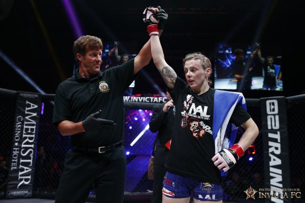 Joanne Calderwood winner