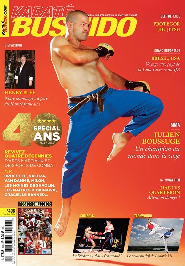 Karate Bushido octobre 2014